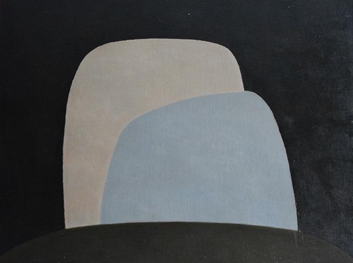 formes délaissées de Vera Pagava